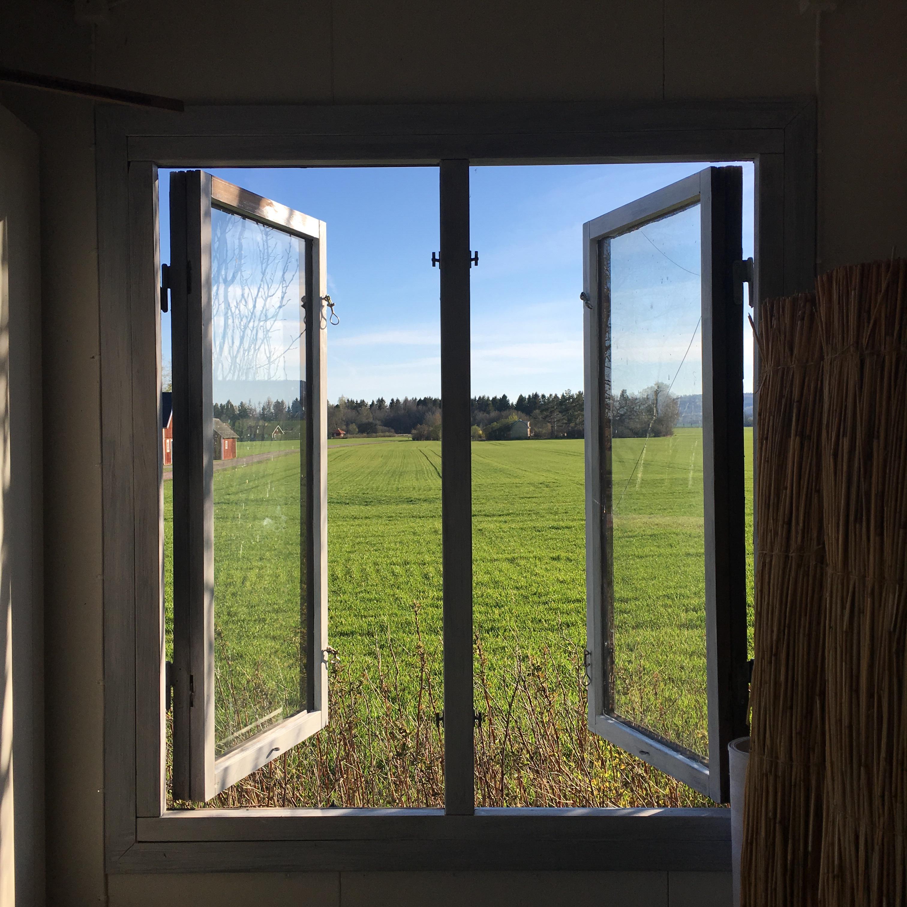 Öppet fönster