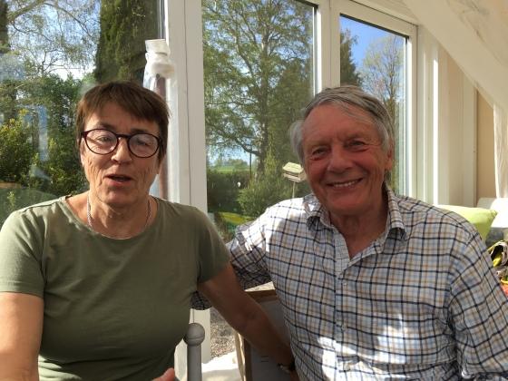 Jane och Christer