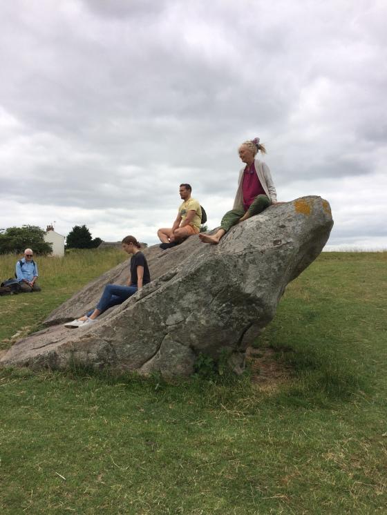 Merlin Stone