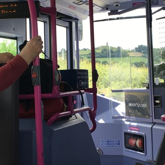 Buss, the Tor