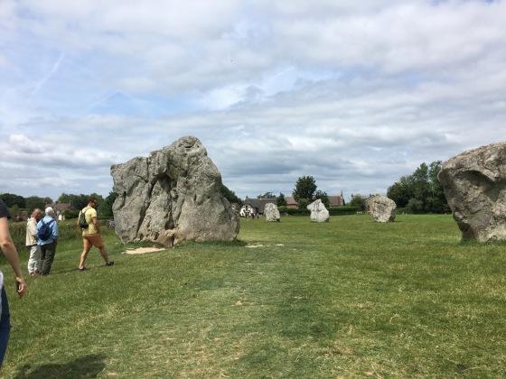 Avenbury stone Cikels