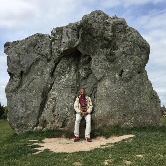 Rurik vid stenen