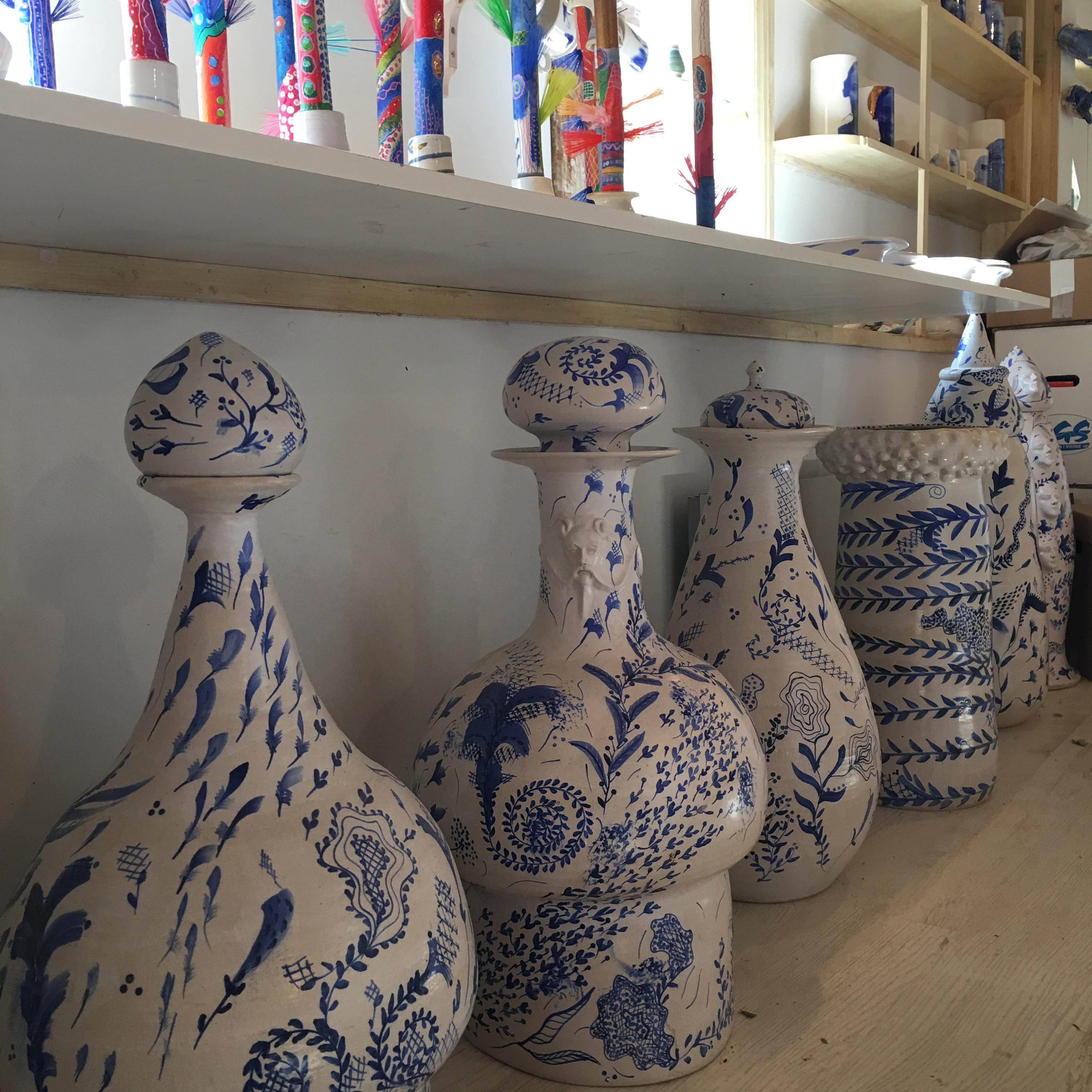 Keramik, Lasse Frisk