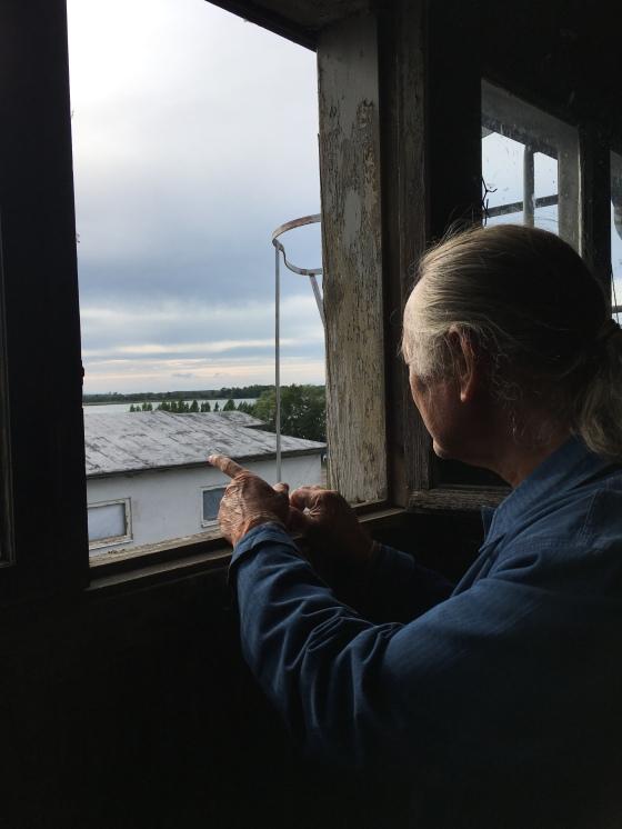 Rurik i fönstret