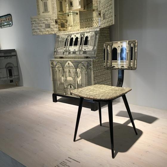 Möbler, Fornasetti