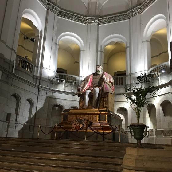 Gustav Vasa, Nordiska