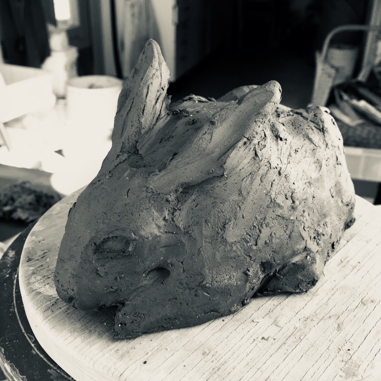 harunge i keramik