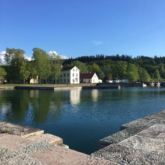 Borghamn Strand, vadrarhem