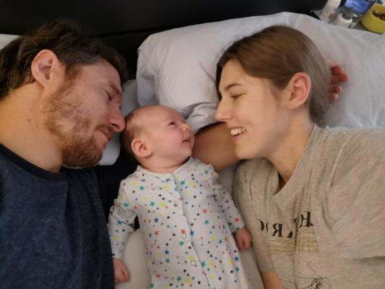 familjen, Ekin, Eden och Ella